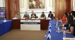 Comuna escucha propuestas de 14 jóvenes para beneficio de Puebla
