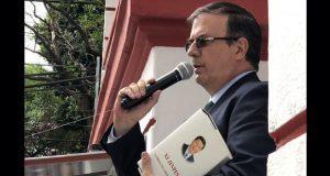 México buscará reducir déficit comercial de 8 a 1 con China: Ebrard