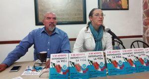 """Marcharán en Puebla contra despenalización de aborto; """"es homicidio"""""""