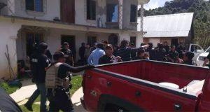 En Chiapas, rescatan a 22 migrantes secuestrados