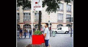Parisinos indignados por instalación de mingitorios en vía pública