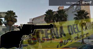 Asesinan en asalto a huésped frente a hotel Camino Real de la Atlixcáyotl