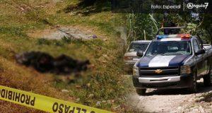 Siguen encontrando cadáveres, ahora 2 calcinados en Tlahuapan; van 8 en 3 días