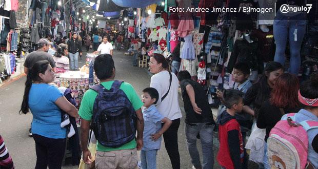 En Puebla, 37% de mujeres son acosadas en mercados, CH y paraderos de RUTA