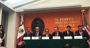 México y EU alcanzan acuerdo preliminar para renegociar el Tlcan