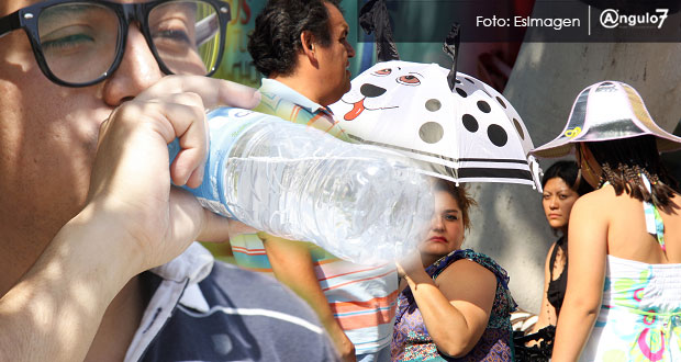 Quitan declaratoria de emergencia por onda de calor en 17 municipios de Puebla