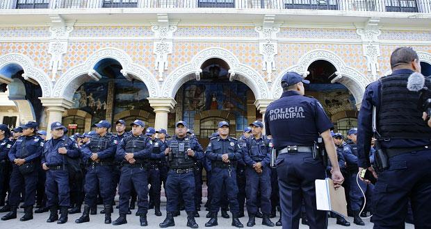 Gali rechaza violar autonomía de Tehuacán por tomar control policial