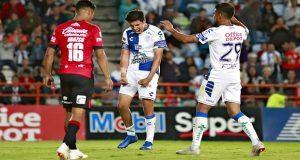Pachuca vapulea a Lobos BUAP con goleada de 3-0