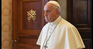 Pese a ser acusado de encubrir abuso sexual, Papa hace mutis