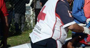Suspenden a paramédicos de Cruz Roja en Texmelucan por negligencia