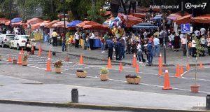 Imeplan evalúa restringir acceso vehicular en Analco