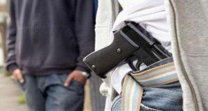 Vinculan a proceso a menor por portar arma de fuego en Texmelucan