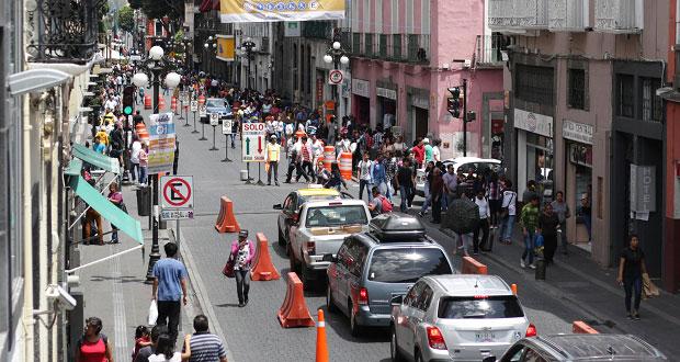 Necesario mejorar accesos para peatonalizar Centro Histórico: Banck