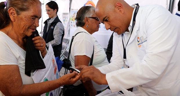 Puebla, con 850 mil pruebas de diabetes en lo que va del año: SSEP
