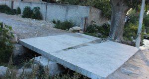 Antorcha gestiona construcción de puentes en Atemaco, Tehuacán