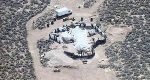 Gracias a mensaje rescatan a 11 niños secuestrados en desierto de EU