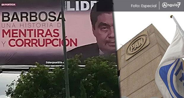Tepjf exonera a PAN y Revista Líder de hacer campaña negra contra Barbosa