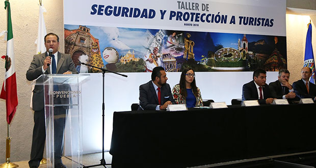 8 estados y dos países acuden al taller de Pueblos Mágicos en Puebla
