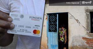 En Puebla, 9.1% de tarjetas para reconstrucción por sismo no fue recogido
