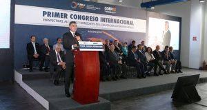 Gali inaugura congreso para la planeación educativa superior