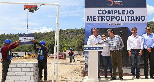 Complejo Metropolitano de Tehuacán tendrá inversión de 277 mdp: Gali