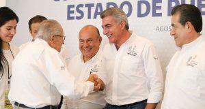 INAH y Consejo de la Crónica protegerán patrimonio de Puebla: Gali