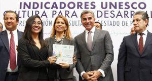 Puebla tiene recursos culturales para desarrollo sostenible: Unesco