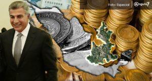 Confía Gali en que presupuesto de Puebla para próximo año sea mayor a 2018