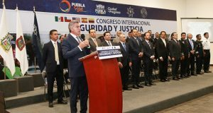 Estrategia estatal para seguridad involucra a ciudadanía: Gali