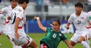 Tri Femenil Sub 20 pierde ante campeón Corea del Norte en Mundial