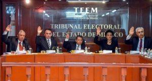 Le quitan 10 curules a Morena en Edomex