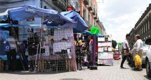 Por ambulantes, comerciantes en CH registran baja del 15% en ventas
