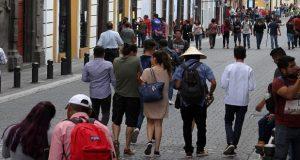 """Programa """"Ándale"""" reporta 12% más peatones en CH este sábado"""