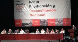 Foro para paz en Puebla y Tlaxcala será regional el 25 de septiembre