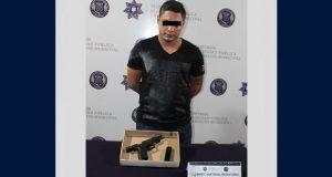 Detienen a hombre por tentativa de homicidio en colonia Santiago