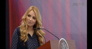 Rivera reconoce a EPN su amor al arte al casarse con una actriz