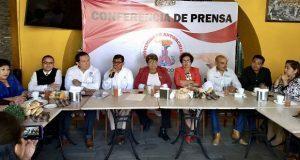 PRI en Atlixco rechaza acusaciones de edil electo contra Antorcha