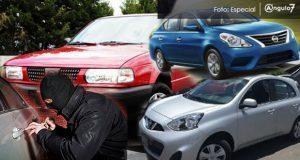 En 12 meses, roban 6 mil 174 autos asegurados en Puebla; 4ª mayor incidencia