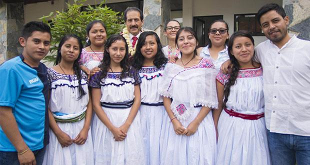 Cultura ancestral y tecnología a favor de pueblos indígenas: Esparza