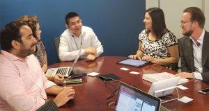Banck y Rivera analizan con Banco Mundial cómo financiar iniciativas