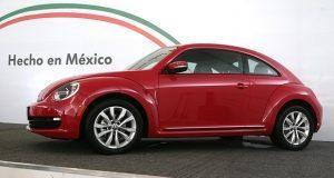 Volkswagen le dirá adiós al Beetle, producido en Puebla, en 2019