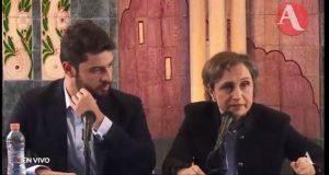 A través de Radio Centro, Aristegui regresará el 17 de octubre