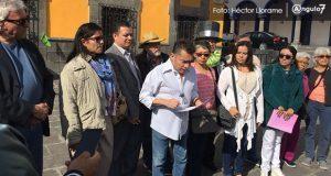 """Artistas pedirán a Unesco evitar """"privatización"""" de Teatro Principal"""