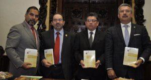 Presentan libro sobre autonomías y buen gobierno en la ELDP