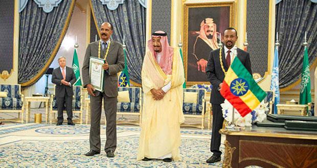 ¿Por qué Etiopía y Eritrea firmaron un acuerdo de paz?