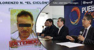 """""""El Ciclón"""", relacionado con huachicol en Coronango y homicidios en Outlet"""