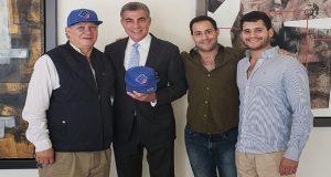 Reitera Antonio Gali compromiso de impulsar el deporte