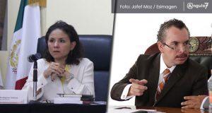Consejera de IEE quiere ser magistrada del TEEP y Chevalier pide repetir