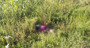 Hallan mujer asesinada en límites de Puebla y Tlaxcala