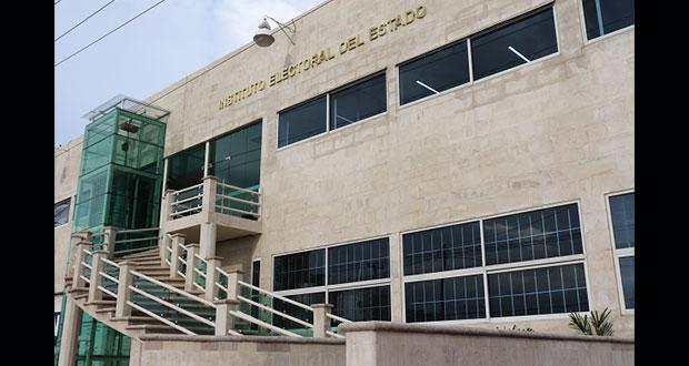 El lunes IEE estrenará nueva sede ubicada en Rancho Colorado